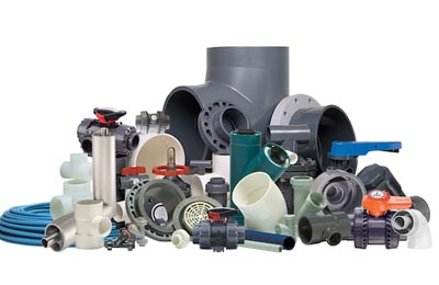 PVC & HDPE Pipe & Fittings
